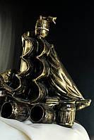 Штоф керамический Парус с рюмками