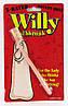 Зубная щетка Willy - Прикол