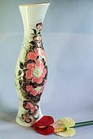 Керамическая ваза Натали в ассортименте