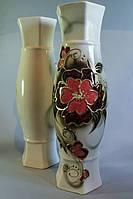 Керамическая ваза Мирайа белая