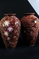 Керамическая ваза Фея, средняя, в ассортименте