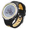 Спортивные часы FR800NA – водозащита 5АТМ, шагомер, счетчик калорий, термометр, барометр, альтиметр, компас