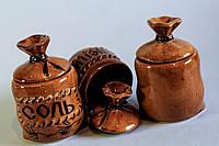 Керамический набор для специй Мешки