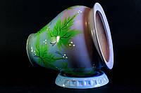 Цветочный горшок Макитра, керамика