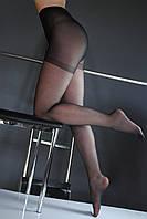 Женские черные колготы, 20den