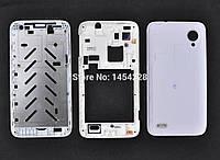 Корпус для смартфона Lenovo S720 белый цвет