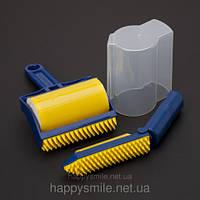 Валик для уборки «Sticky Buddy» Reusable Sticky Picker Upper