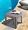 Стол кофейный Coffee Table Rattan, фото 5