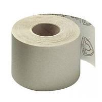 Шлифовальная бумага Klingspor PS 33 B P180 115х50000, рулон