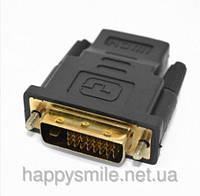 Переходник DVI-D (Dual Link) (Male) — HDMI (Female)