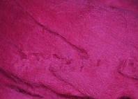 Толстая, крупная пряжа 100% шерсть мериноса. Цвет: Фуксия. 26-29 мкрн. Топс.