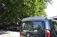 Спойлер Fiat Doblo 2 одна дверь (спойлер задней двери Фиат Добло 2 ляда)