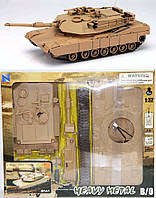 Сборная модель Heavy Metal 61395 танк M1A1 на батарейке 1:32