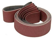 Шлифовальная лента Klingspor LS 307 X P100 75х457