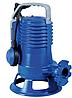 Фекальный насос с реж. механизмом ZENIT GRBluePro 100/2/G40H 400V