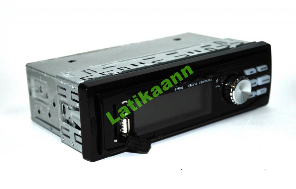Автомагнитола MP3 Player FM USB SD AUX  6240  Бюджетная магнитола. Хорошее качество, красивое звучание, мощнос