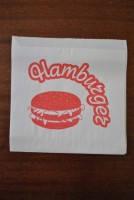 Пакет бумажный 140*150 (гамбургер уголок)