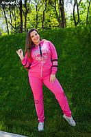 Спортивный костюм, 332 НМ батал, фото 1