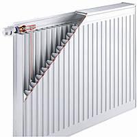 Радиатор (батарея) стальной DaVinci Т22 500х500х100мм