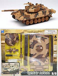 Сборная модель Heavy Metal 61505 танк Т80 на батарейке 1:32