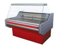 Морозильная витрина Айстермо ВХН КЛАССИКА 1.2 (-12…-15˚С, 1200х1000х1200 мм, прямое стекло)