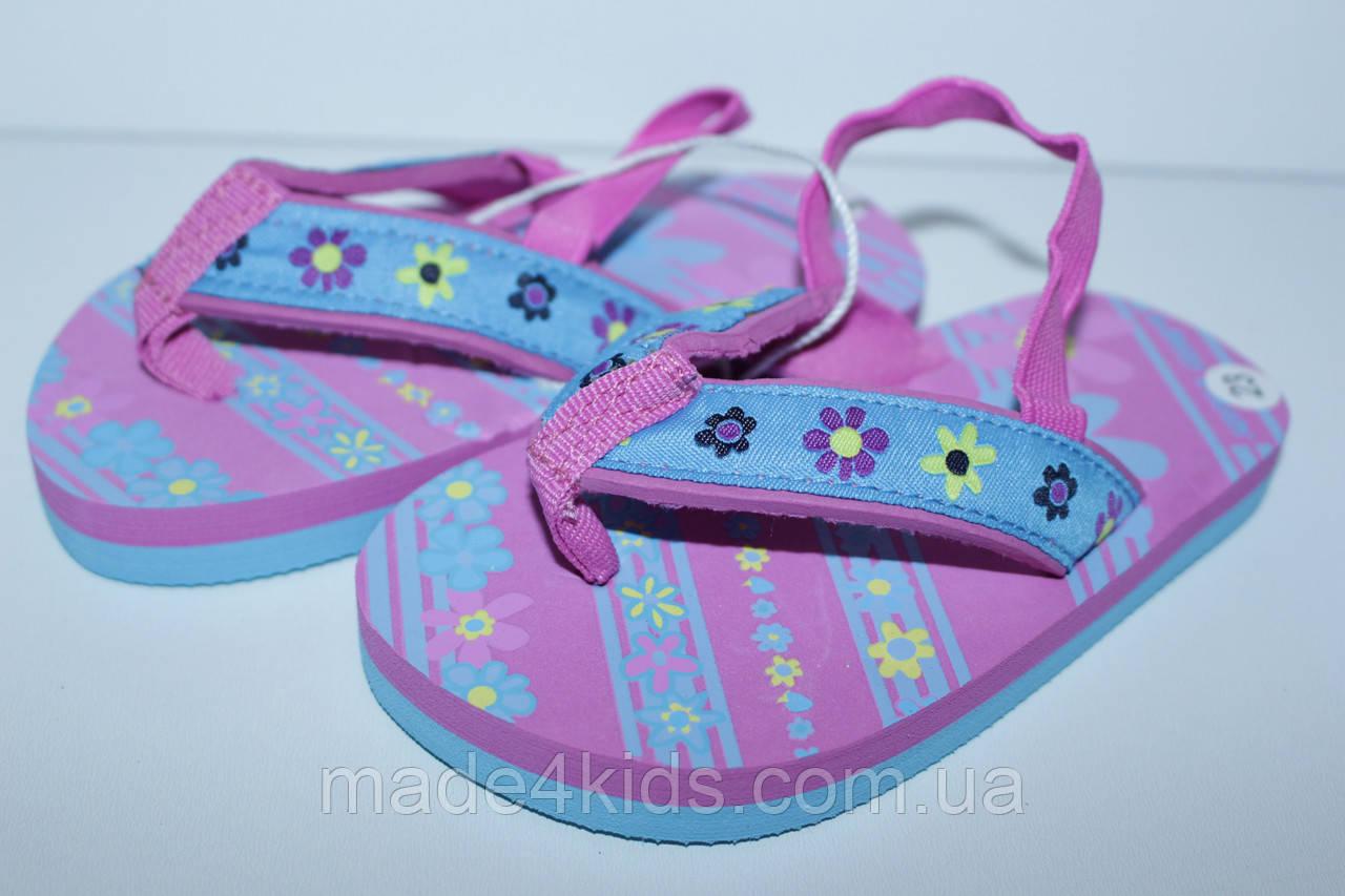 63af25681 Вьетнамки Super Gear для девочки фиолетовые - Интернет-магазин детских  товаров и обуви