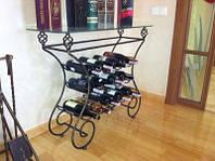 Стол -подставка для бутылок