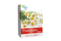 ЧАЙ Ромашка с витамином С (плоды шиповника) - здоровье ЖКТ, источник витамина С,  70 гр.