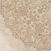 Alfa Ceramiche декор Alfa Ceramiche Unika 60x60 travertino beige rosone lappato (7324095)