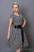 Женское летнее платье размеры 44,46,48,50