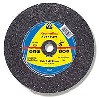 Зачистной круг Klingspor A 46 N Supra 125X6X22,23 GEK