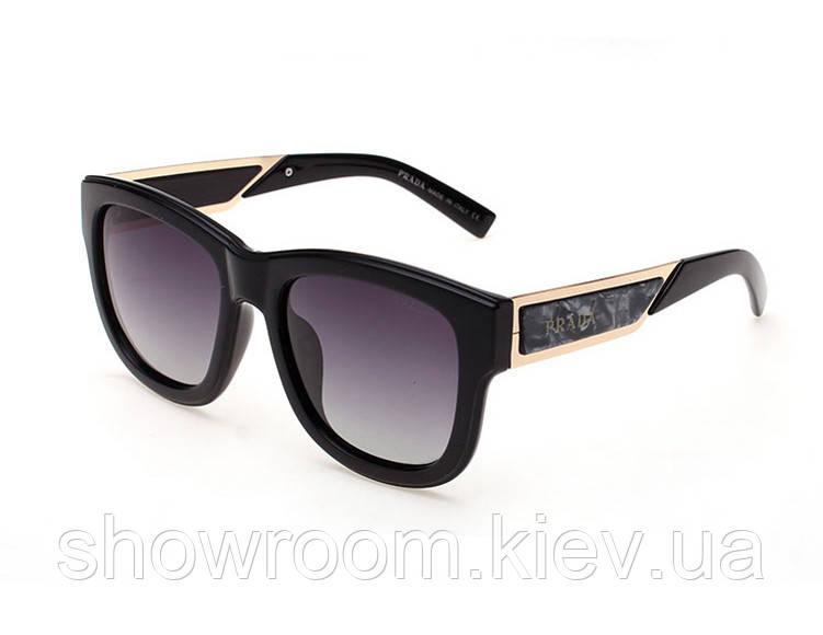 Солнцезащитные очки в стиле PRADA (15005) black