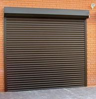 Металлические ролеты для гаража