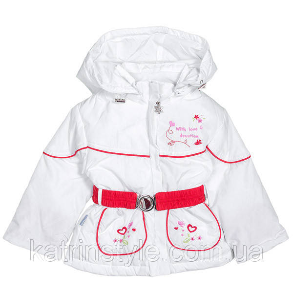 """Куртка для девочек """"Малютка"""" в расцветках"""