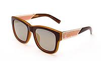 Солнцезащитные очки в стиле PRADA (15005) khaki, фото 1