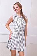 Отличное платье рубашечного типа
