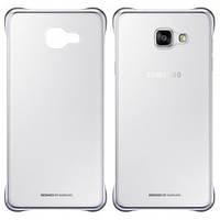 Чехол для Samsung Galaxy A7 (A710 2016) - Samsung Clear Cover, серый (EF-QA710CBEGRU)