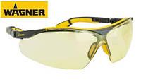 Очки защитные малярные UVEX Comfort (контрастное стекло) Wagner