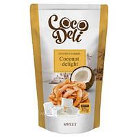 "Кокосовые чипсы  ""CocoDeli"" с сахаром"