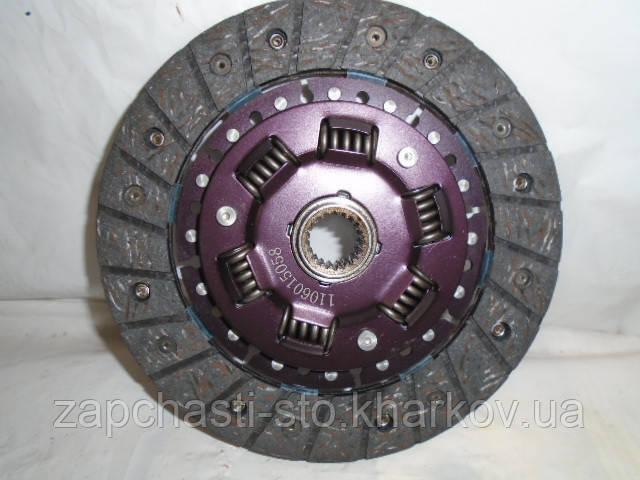 Диск сцепления Geely СK 2009-, МК 1.5 Glober