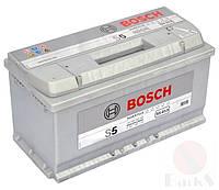 Аккумулятор BOSCH S5 100Ah-12v (353x175x190) правый +