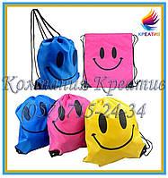 Детские рюкзаки-мешочки с НДС (от 30-50 шт.)