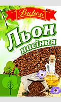 """Лен семена 150 г  ТМ """"Впрок"""""""