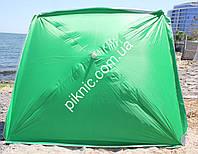 Зонт торговый, садовый 3х3м. Мощный зонт для торговли на улице!