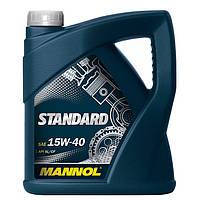 Моторное масло MANNOL Standard 15W-40 1000л