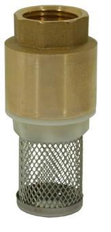 Зворотний клапан з фільтром