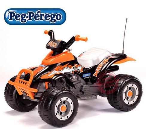 Детский внедорожник Corral T-Rex Peg Perego IGOR0066, фото 2