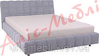 Кровать двуспальная Люкс 140х200, Алис-м