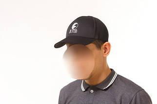 "Бейсболка ""Ястребь"" черная, кепка, фото 2"