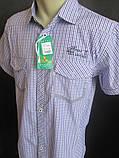 Рубашки в мелкую клетку на лето для мужчин., фото 2